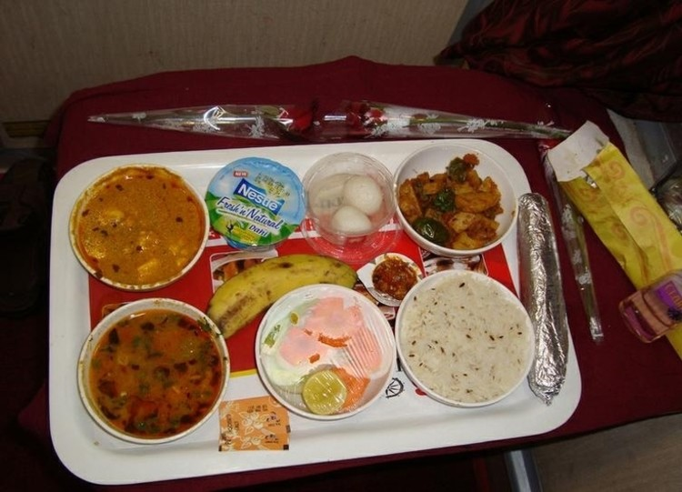 First-Class-Lunch