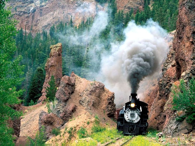 Cumbres and Toltec Railroad