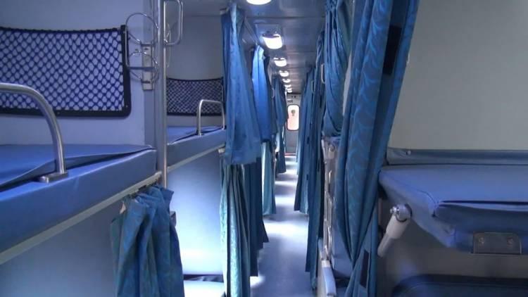 Types of Berth in Train   Trainman Blog