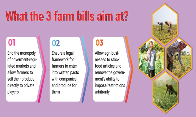 Farm Bill Aim