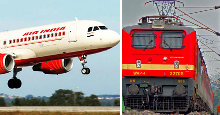 Flight Vs Train
