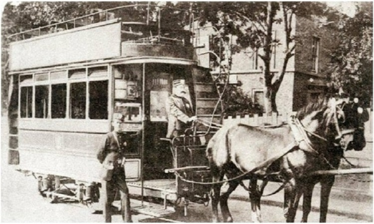 History of Trams