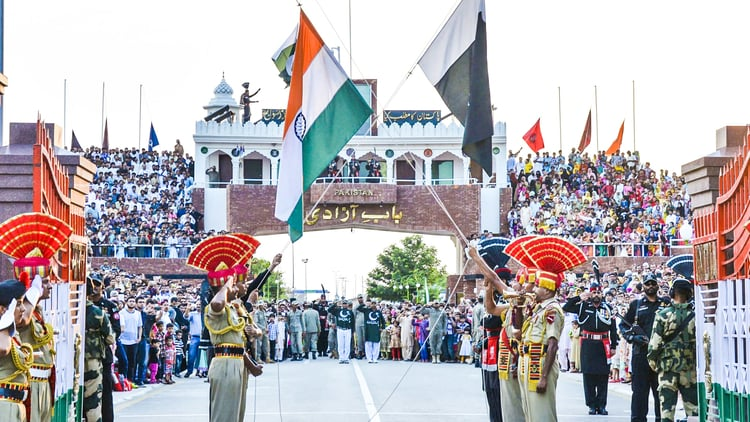 India Pakistan Border
