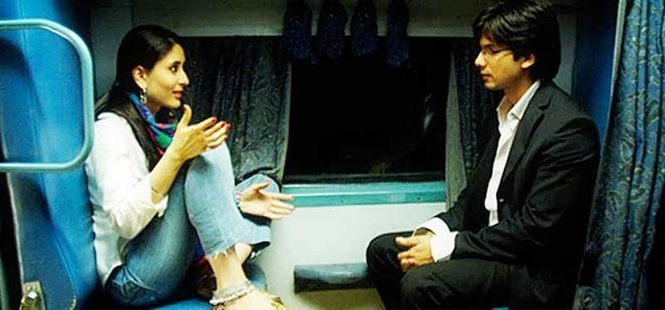 Jab We Met Train Scene