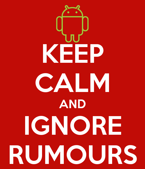 keep-calm-and-ignore-rumours