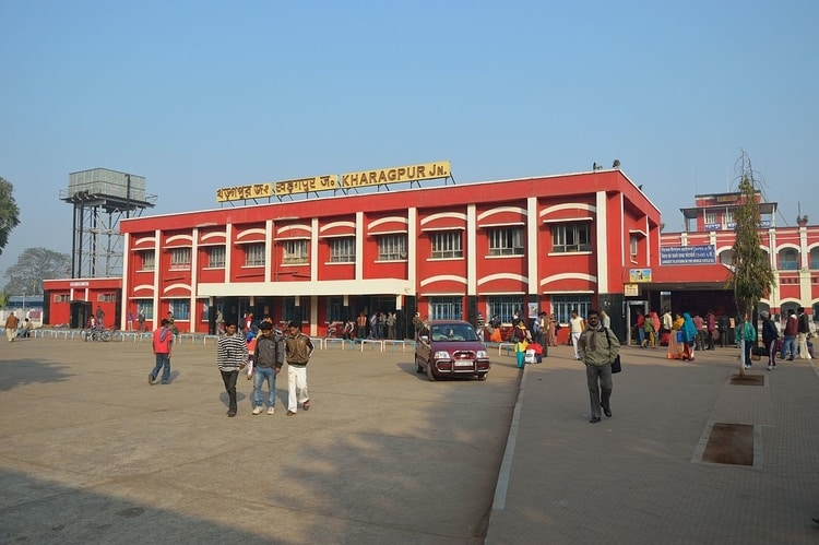 Kharagpur Station