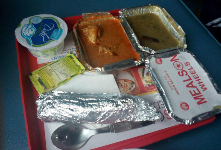 lunch-in-rajdhani-express