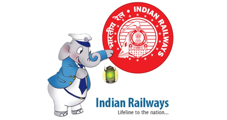 Indian Railway Mascot