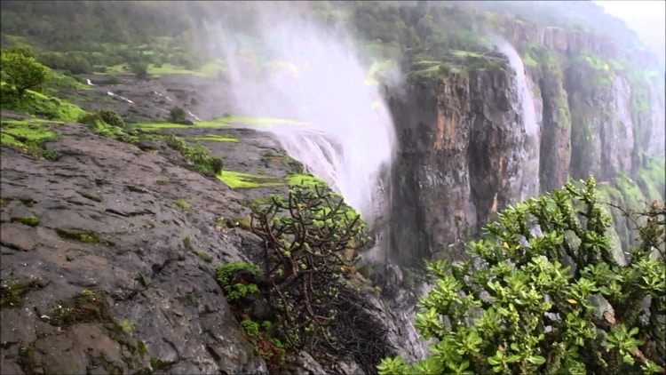 Naneghat Waterfall