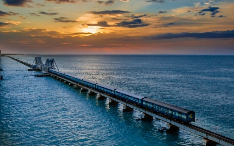 Rameshwaram Bridge