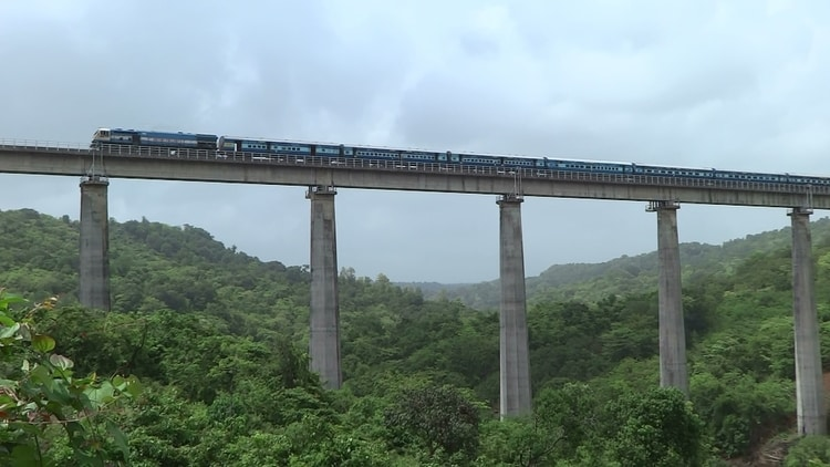 The Panvalnadi Bridge