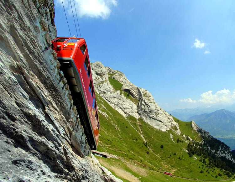 Pilatus in Switzerland
