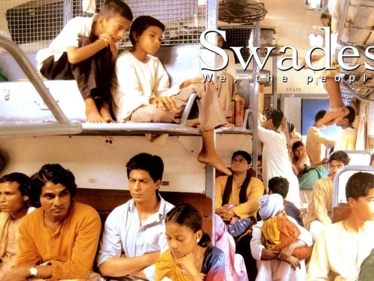 Swades Movie Scene