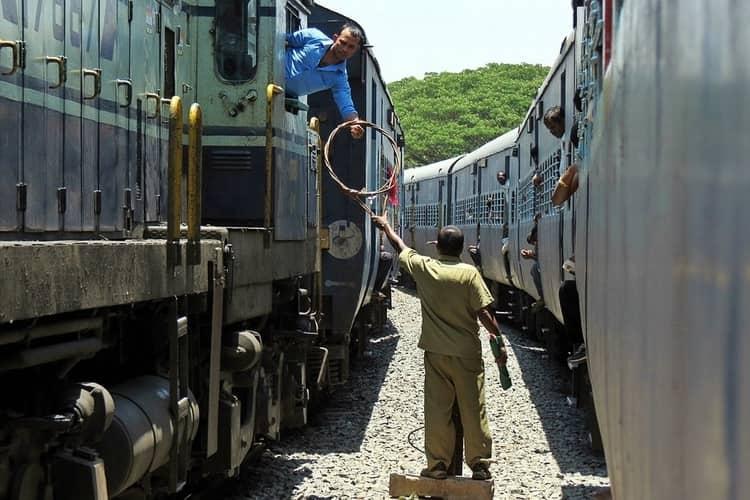 Evolution of Railways   Trainman Blog