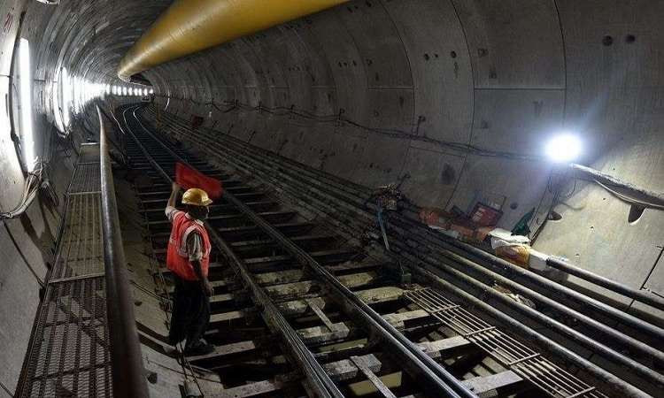 Underground Tunnel Construction
