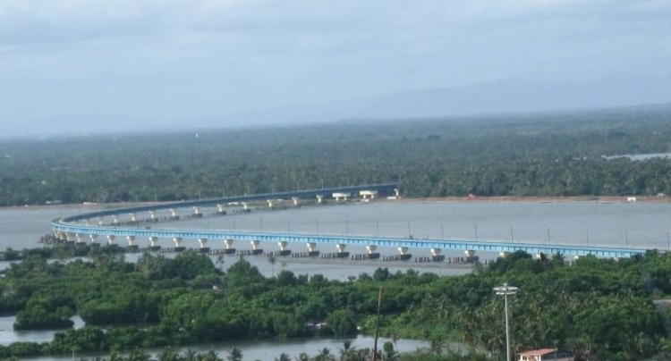 Vembanad Bridge