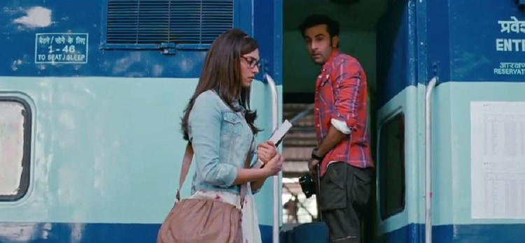 Ranbir and Dipika